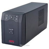UPS (uninterruptible power system) APC Smart-UPS SC 620VA 230V