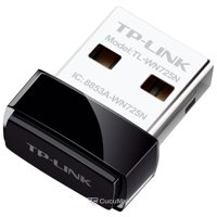 Wireless equipment for data transmission TP-LINK TL-WN725N
