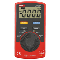 Multimeters, testers Uni-T UT120A
